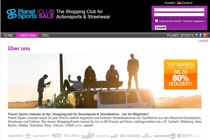 shopping-club-clubsale
