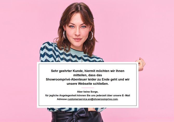 Shoppingclub showroomprive-vipsters offline