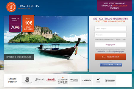 travelfruits Shopping Club
